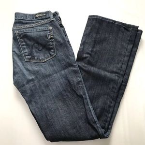 COH for Co-Op Barneys of new york boot cut jeans
